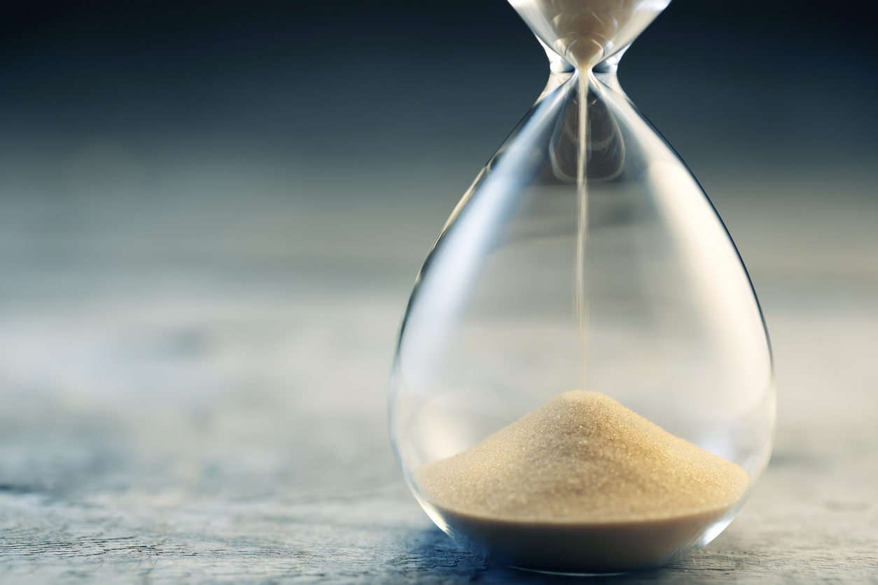 The Time Frame (Hourglass)